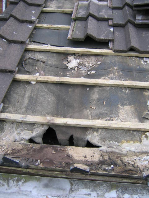 The Easy Access To The Roof Tel 0114 2352177